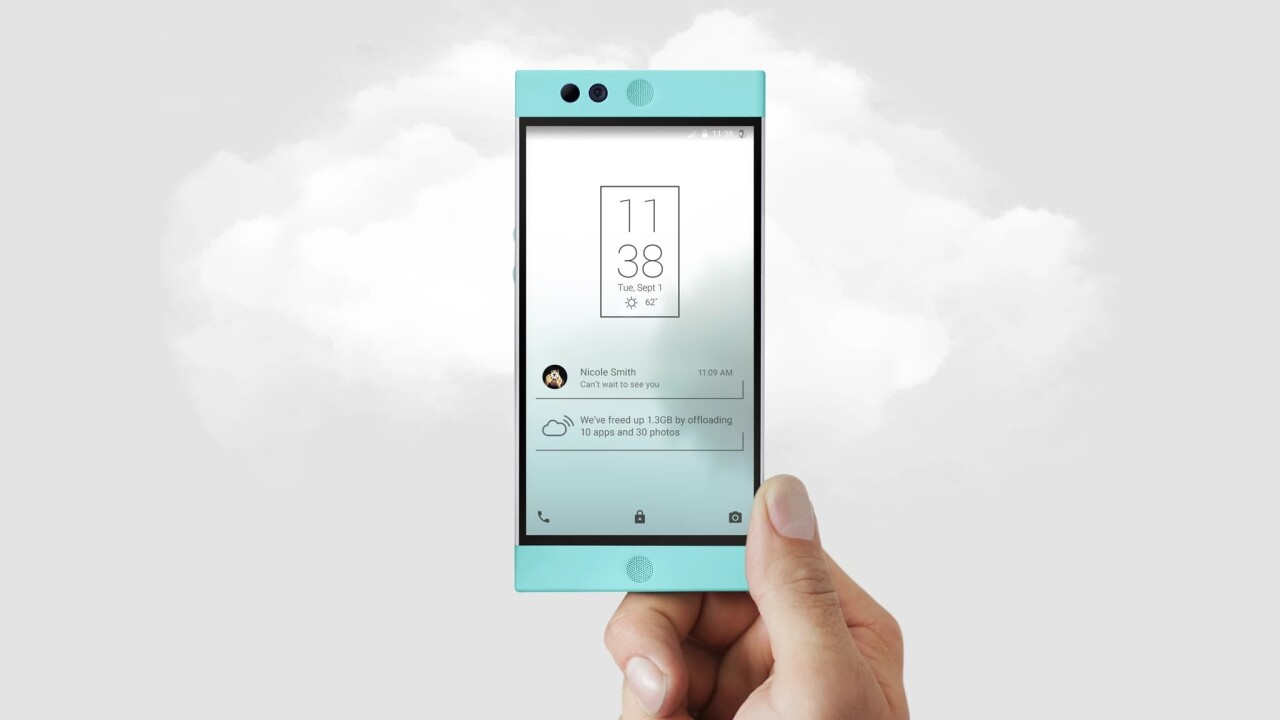 Nextbit's $399 cloud-based phone ships February 16