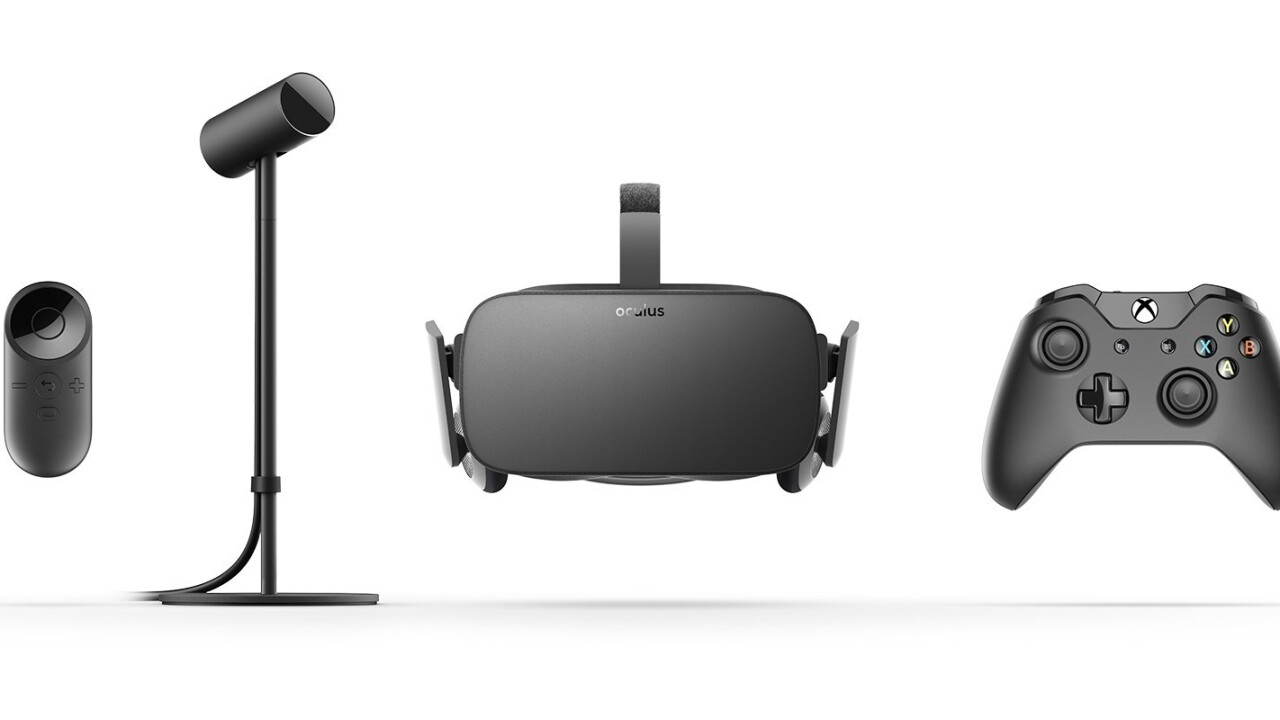 Oculus will now deliver VR experiences on lower-end PCs