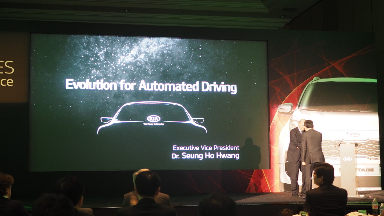 Kia promises self-driving cars will be available by 2030