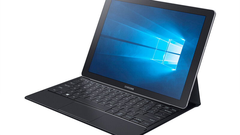 Meet Samsung's ripoff of the Surface Pro 4