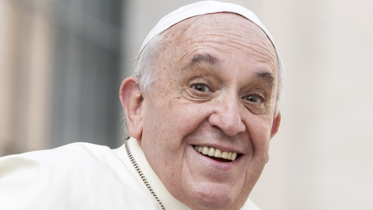 Pope: Millennials have no chill when it comes to mobile phone usage