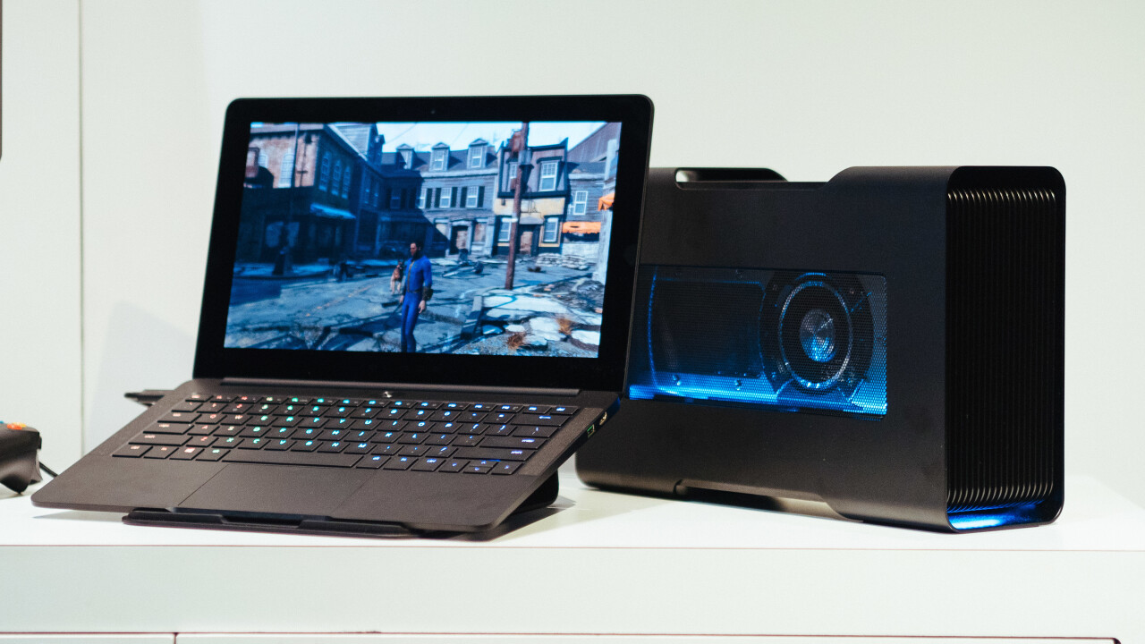 Razer's $999 Blade Stealth is basically a MacBook Air made for gamers