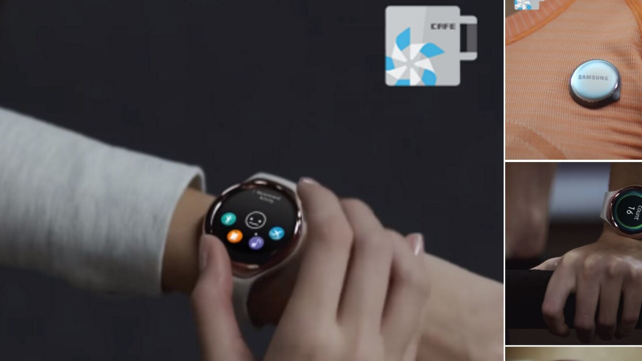 Samsung's next fitness tracker could measure your body fat