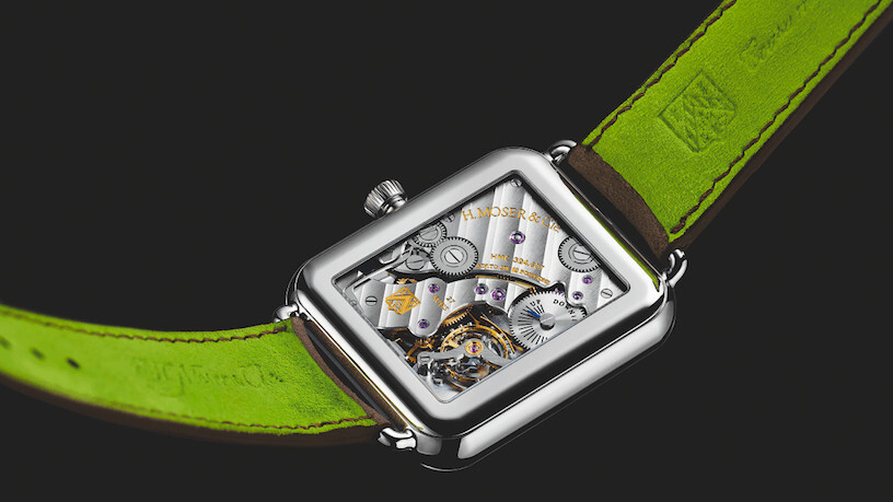 This $24k Swiss watch makes Apple feel the burn