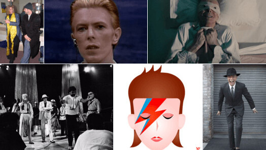 These were the top songs Tweeted for #DavidBowie yesterday
