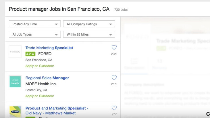 Glassdoor's new job search engine could find you the perfect job — on your terms