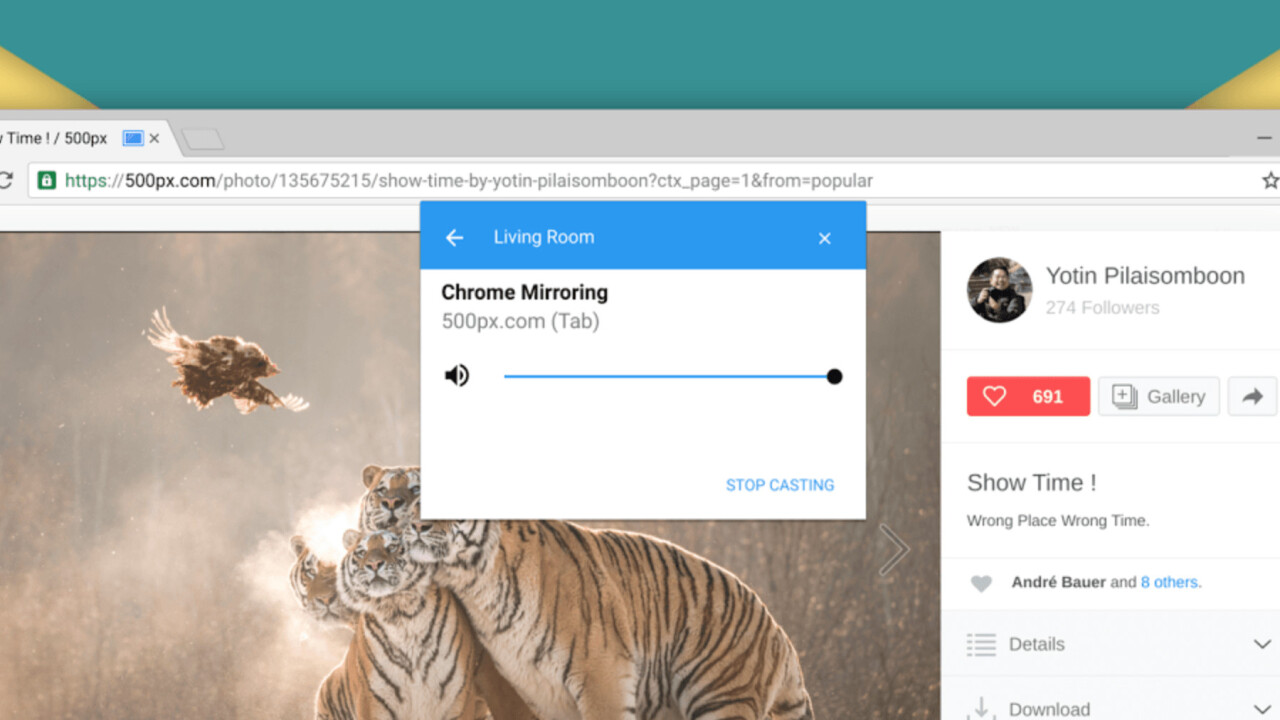 Soon you'll be able to use your Chromecast without a browser extension