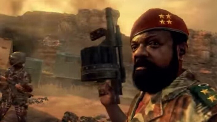 Activision Blizzard is being sued by the family of an Angolan rebel fighter