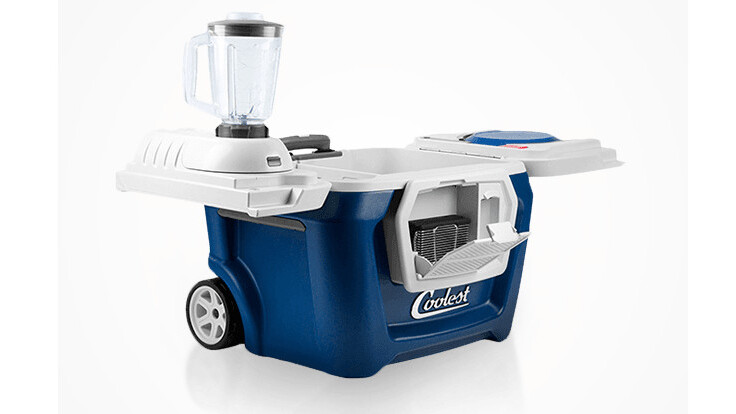 Giveaway: Win the Coolest Cooler, the next evolution of the cooler