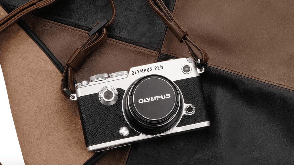 This camera looks retro but is full of futuristic features