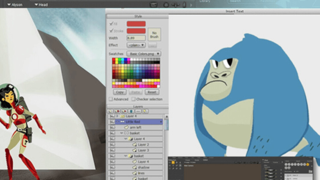 Bring your ideas to life with the 3-course Digital Animation Bundle