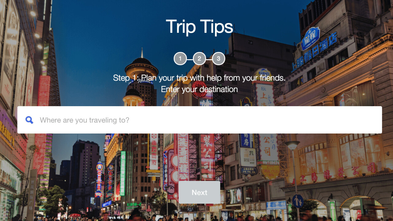 Foursquare now lets you ask your friends' advice for your next trip