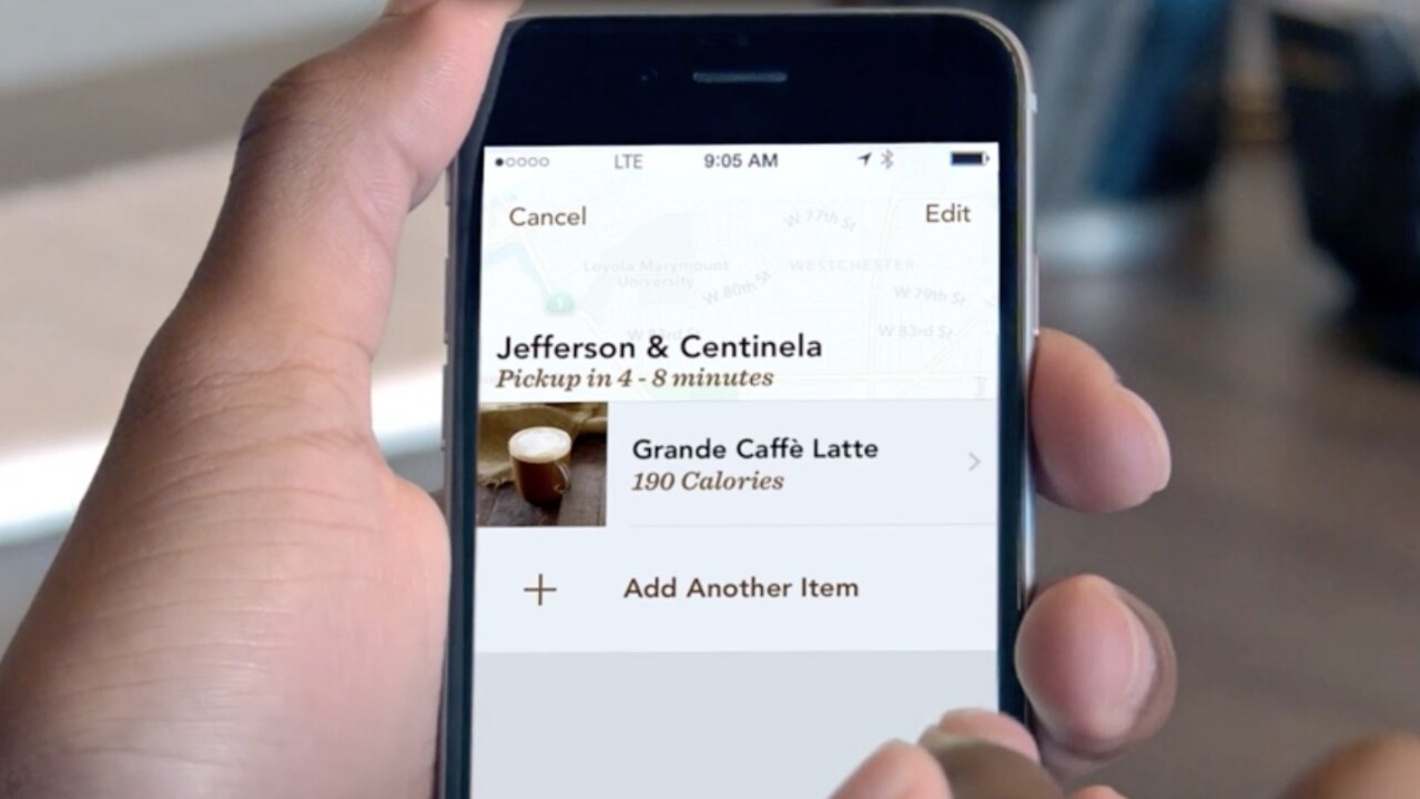 Starbucks' queue-skipping Order & Pay option comes to Android and more UK stores