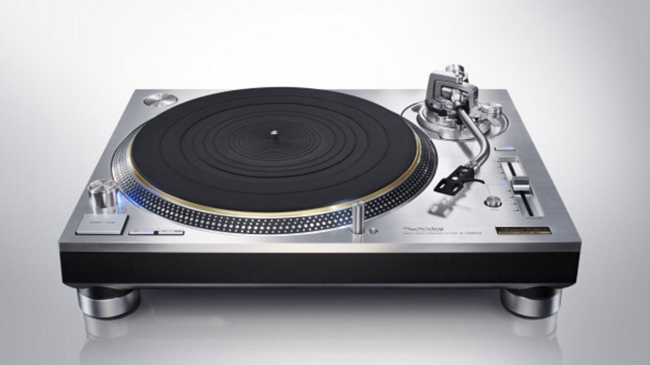 Rejoice, vinyl-loving DJs! Panasonic is making the world's most popular turntables again