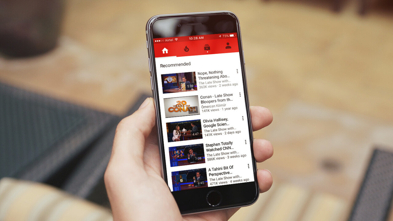 YouTube debuts a 6-second ad format you can't skip, so start working on your patience