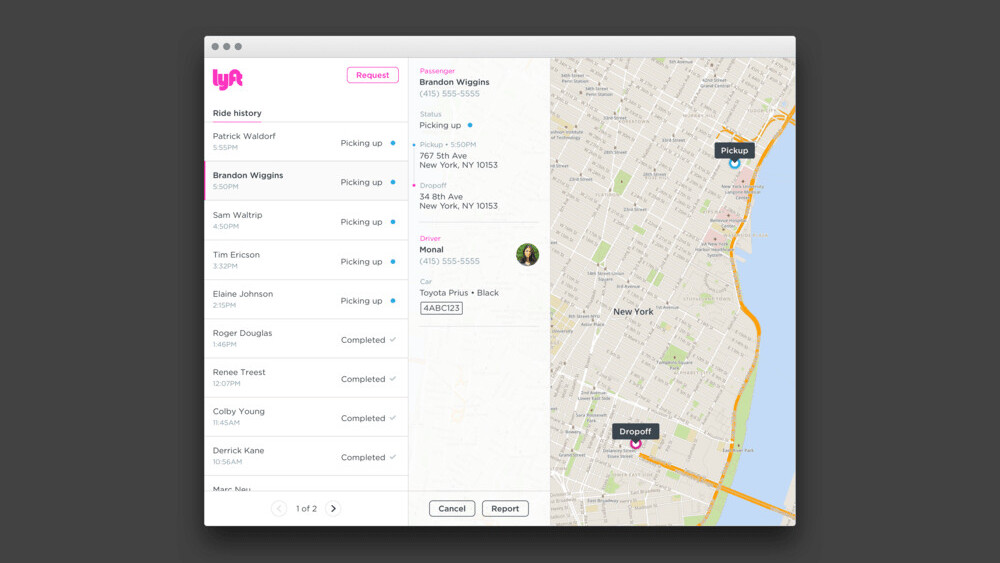 Lyft will help get you to the doctor on time, even if you don't have a smartphone