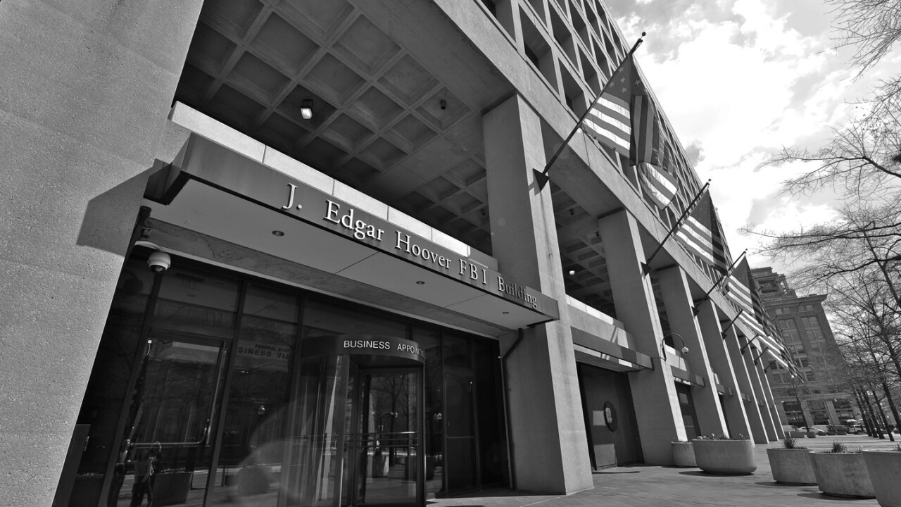 Lawsuit alleges FBI is intentionally screwing up Freedom of Information Act requests