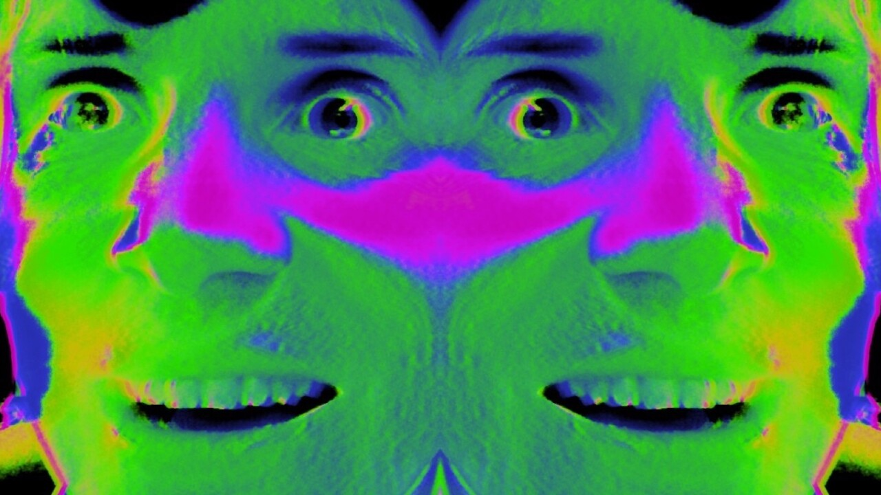 Give your photos and videos a dose of weird with Hyperspektiv's amazing effects