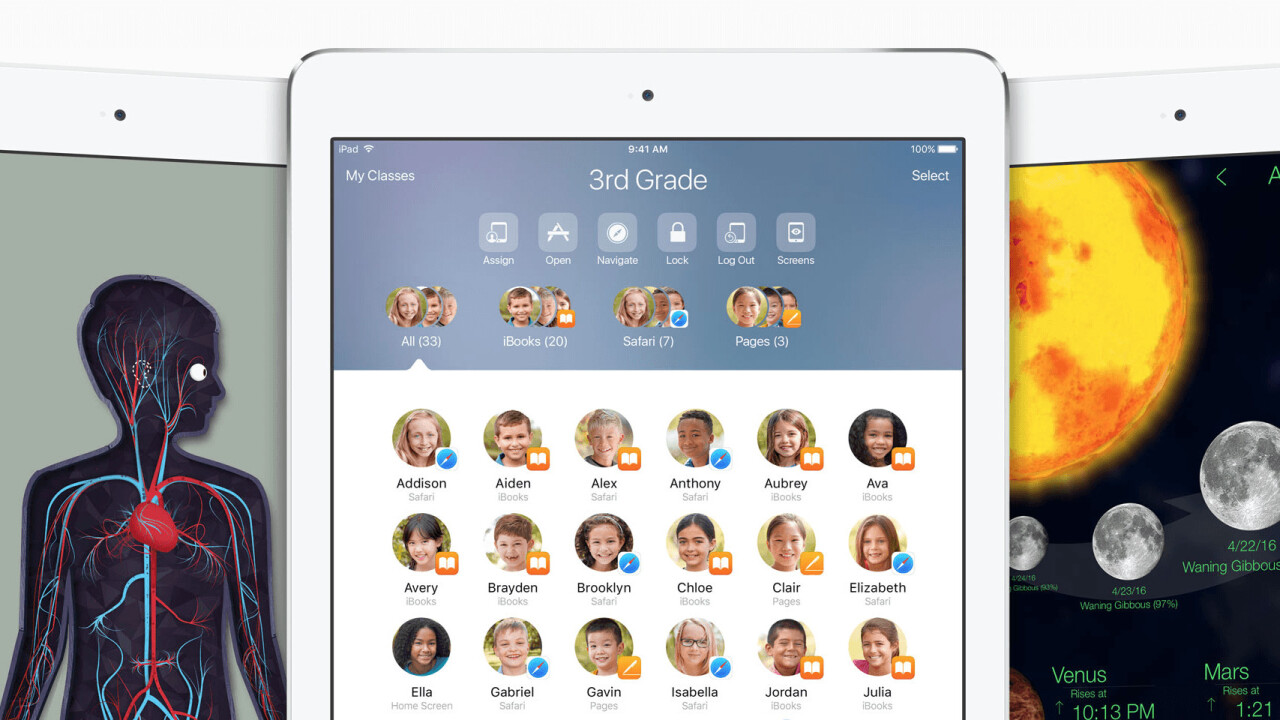 iOS 9.3 adds features for education, F.lux-like screen dimming and more
