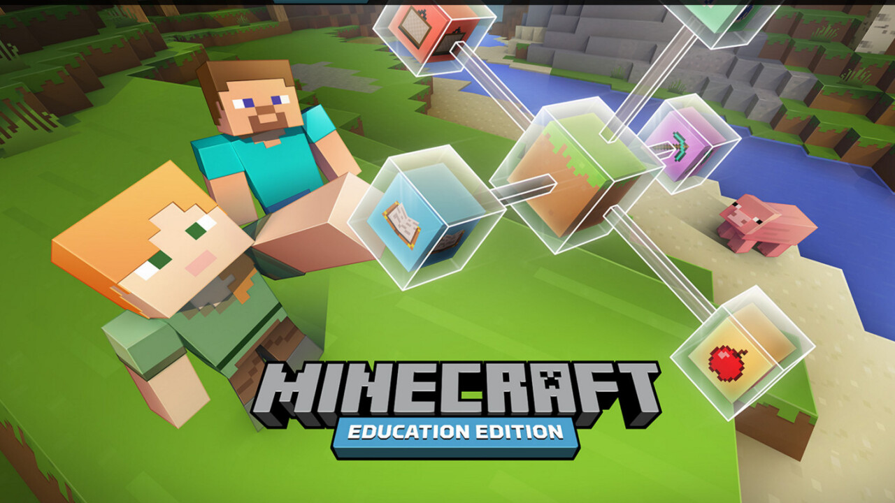 Minecraft 'Education' is a $5 version of Microsoft's insanely popular game aimed at schools