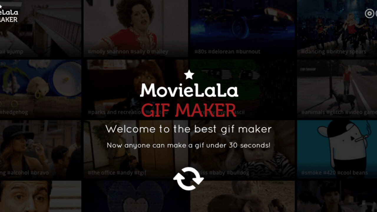 MovieLaLa's desktop GIF Maker will have you ruining Twitter feeds in minutes
