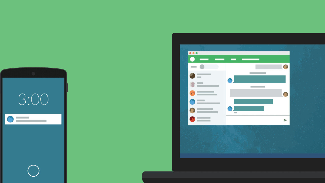 Pushbullet's handy file-sending and SMS app now lets you send picture messages too