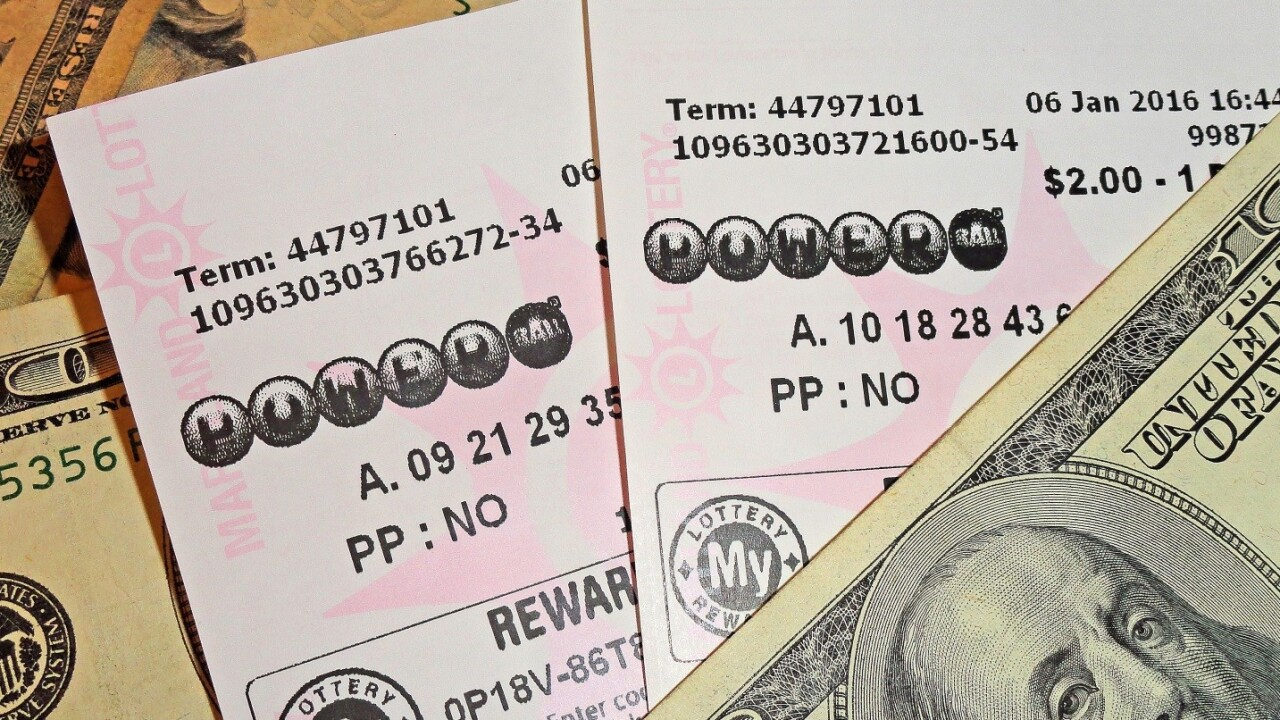 Insane $1.6bn Powerball jackpot is nearly as much cash as Google has ever raised