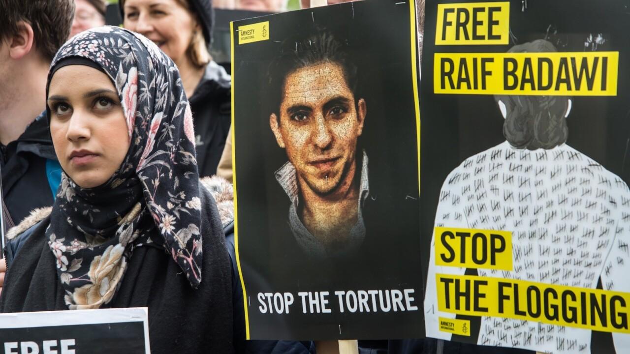 Saudi blogger Raif Badawi in poor health after hunger strike