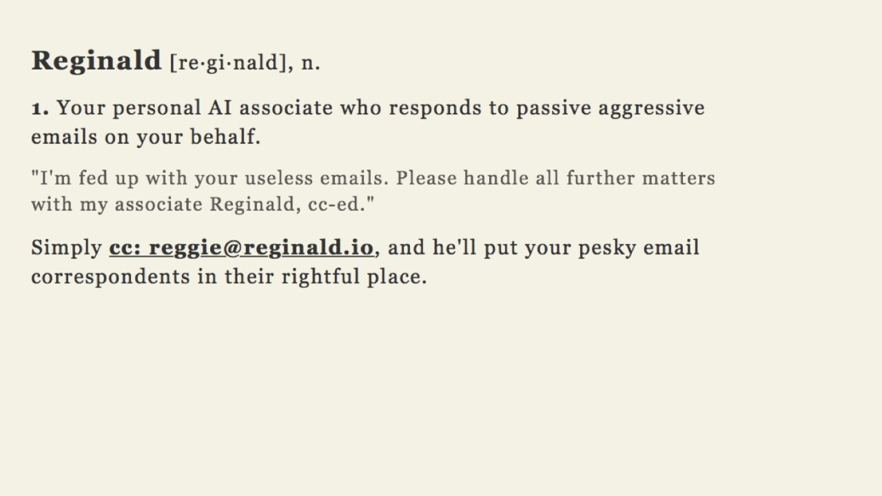 This A.I. sends the nasty emails you wish you could write