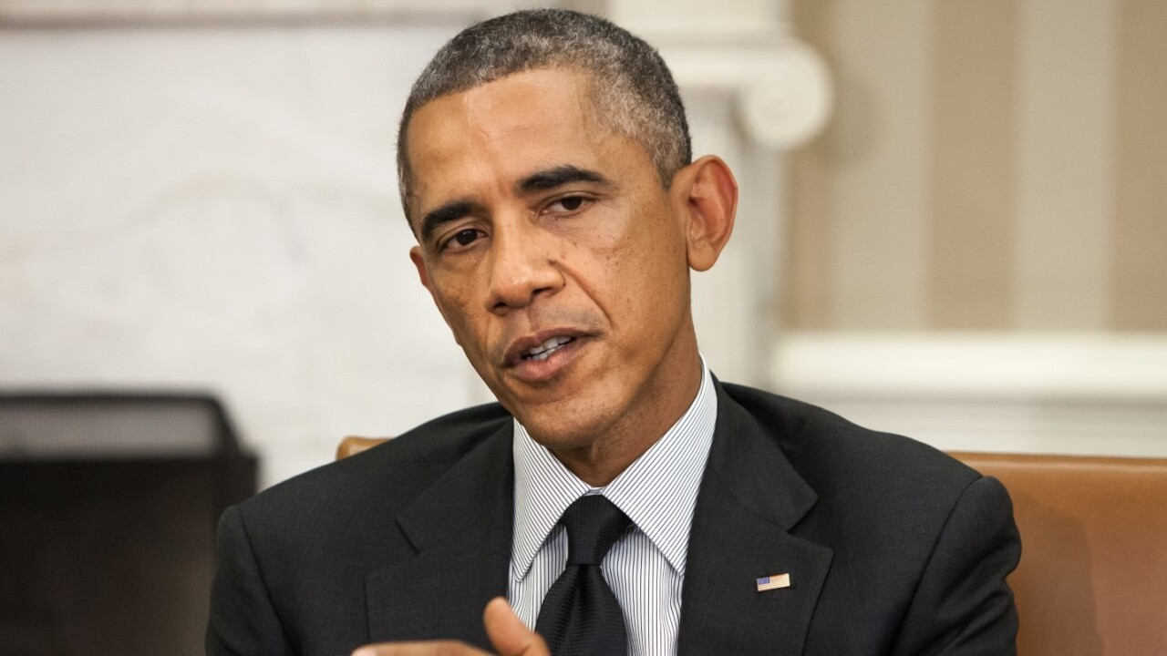 Obama wants to usher in smart gun tech to help reduce violence
