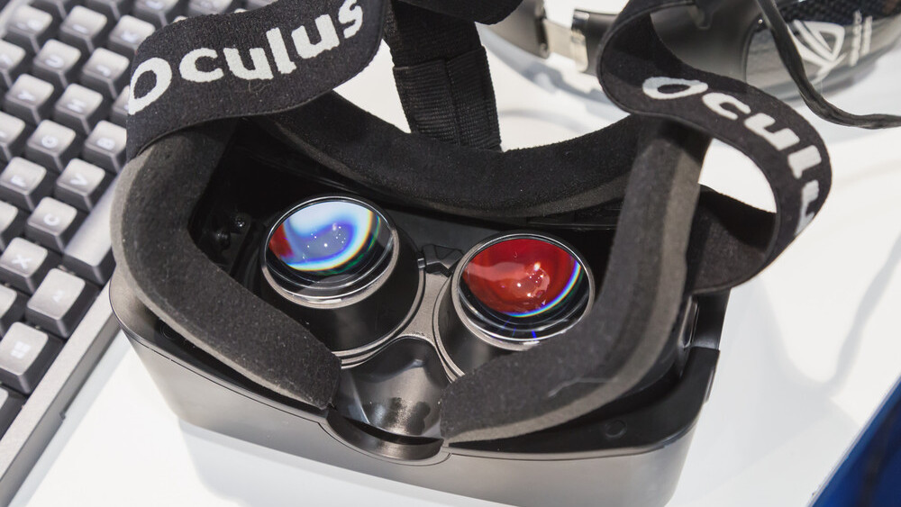 Oculus co-founder allegedly used previous employer's information, must face lawsuit