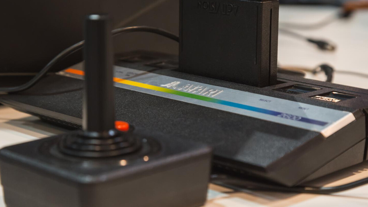 Atari is bringing 100 classic games with multiplayer support to Steam