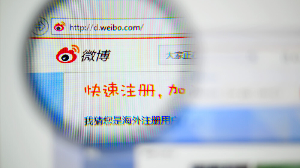 Weibo beats Twitter to dropping 140 character limit