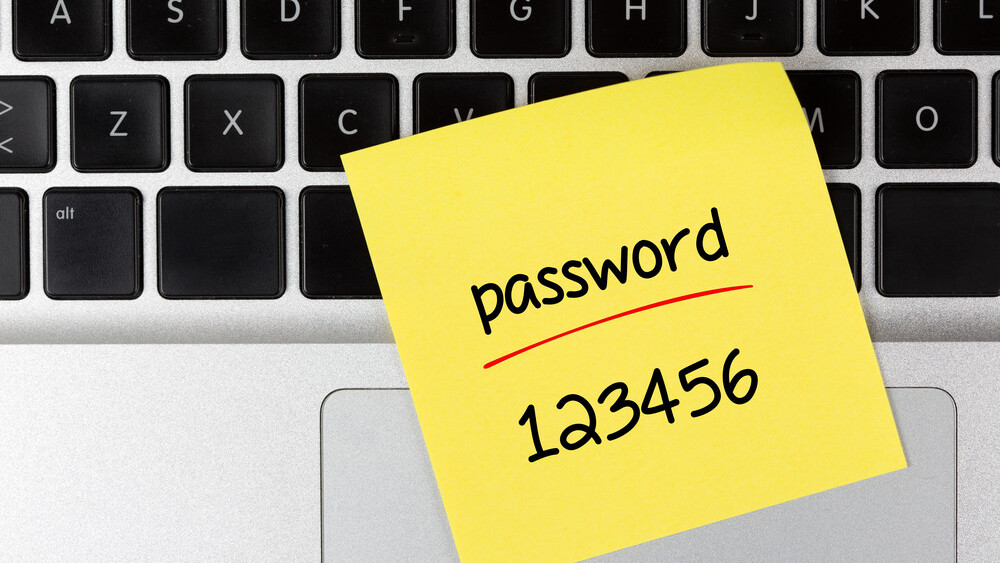 Everyone knows what your password is