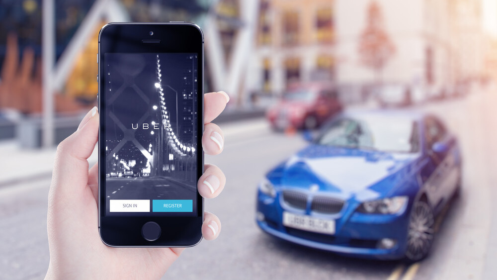 Uber is using phone gyrometers to check if drivers are speeding or braking too hard