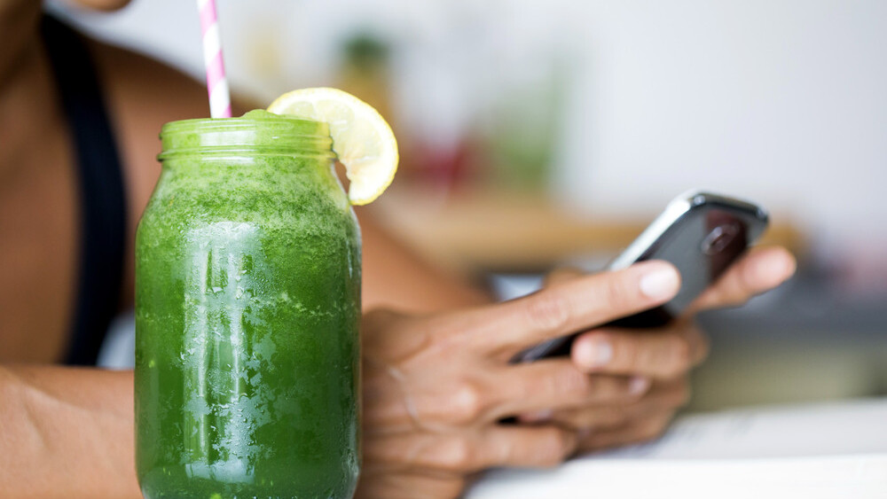 Lifesum analyzed its users' health data to come up with a juice remedy for busy Londoners
