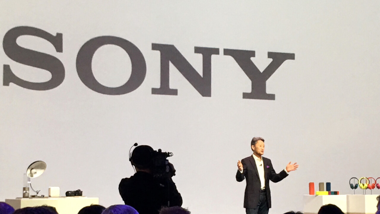 Here's everything Sony talked about at its CES event tonight, for better or worse