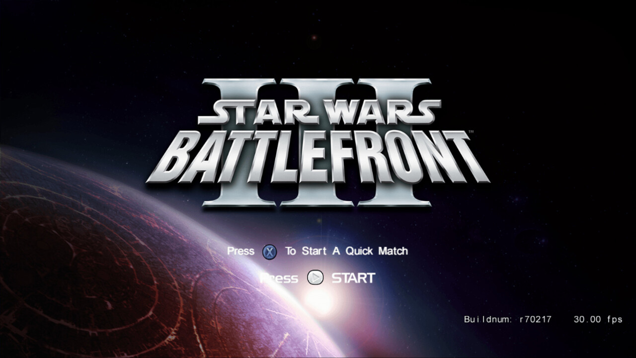 Redditor leaks virtually unplayable – but still awesome – 'Star Wars Battlefront III' build