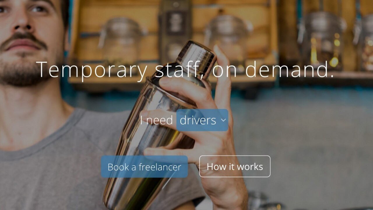 BuzzHire wants to be the engine that powers on-demand startups