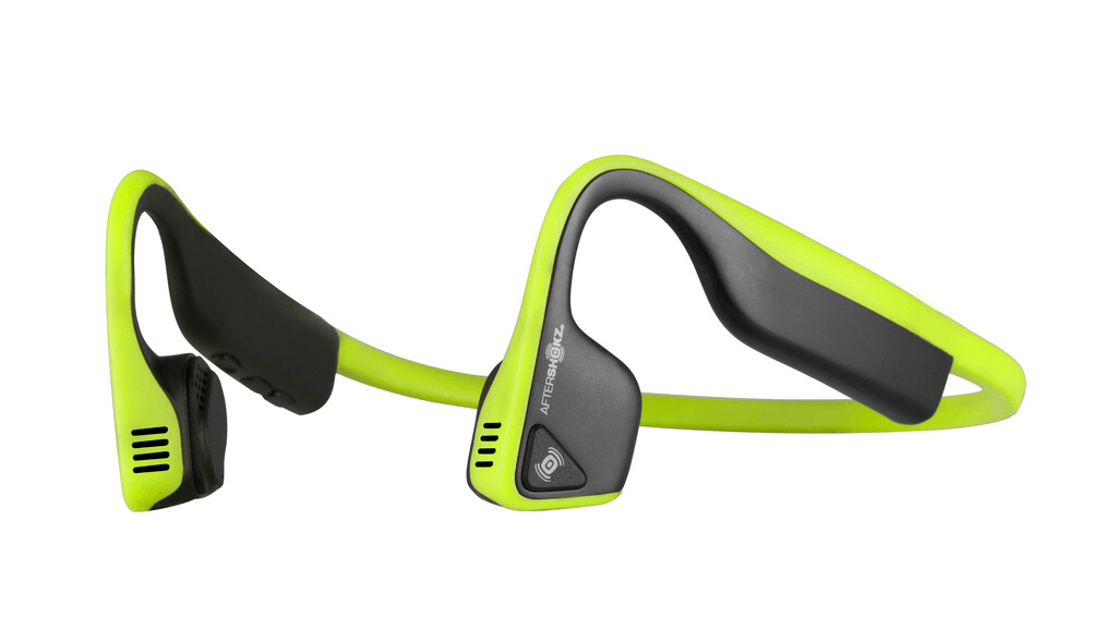 AfterShokz' $129 bone conduction headphones fit better than they sound