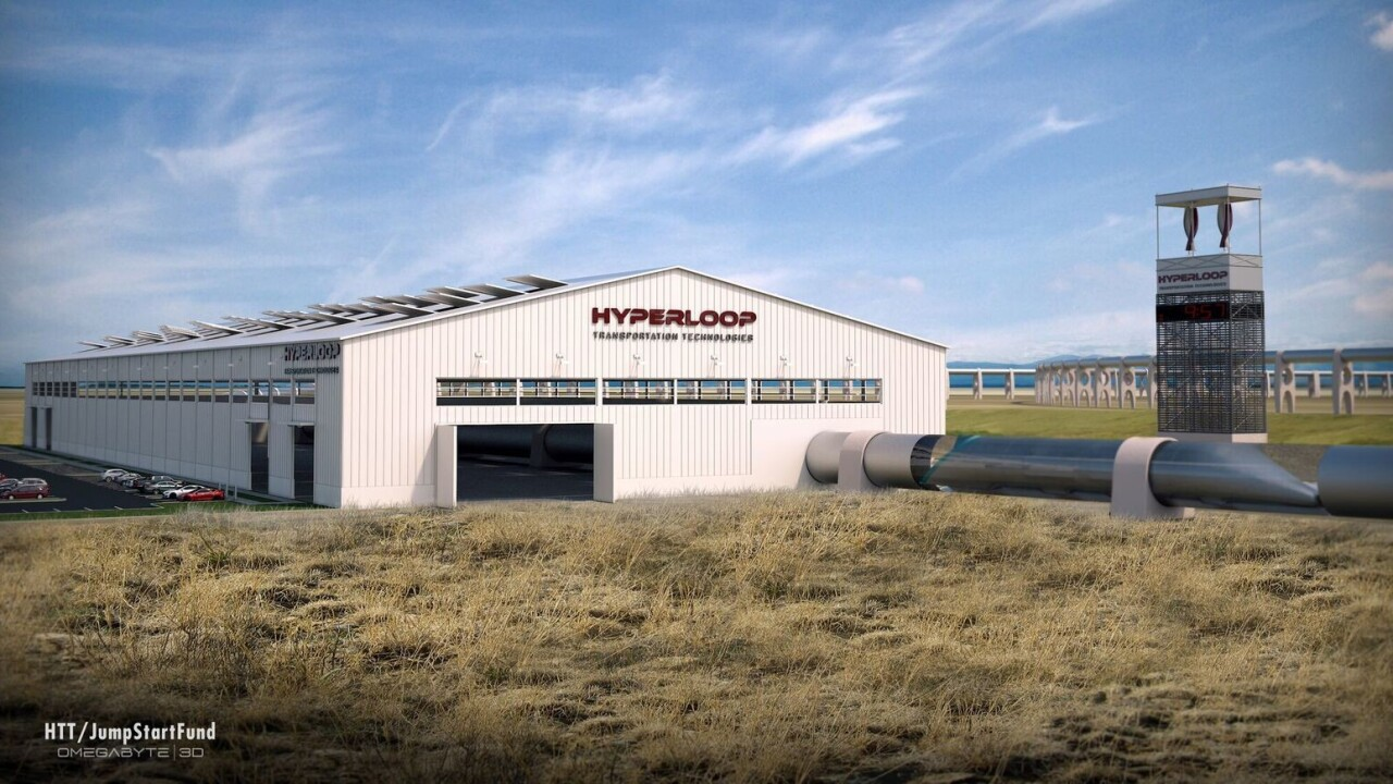 Hyperloop startup signs deal to explore Slovakia but I can't tell if it's vaporware or not