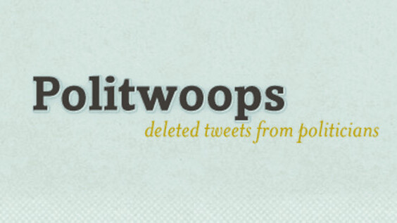 Politwoops is back in the US in time for you to make fun of dumb stuff politicians tweet