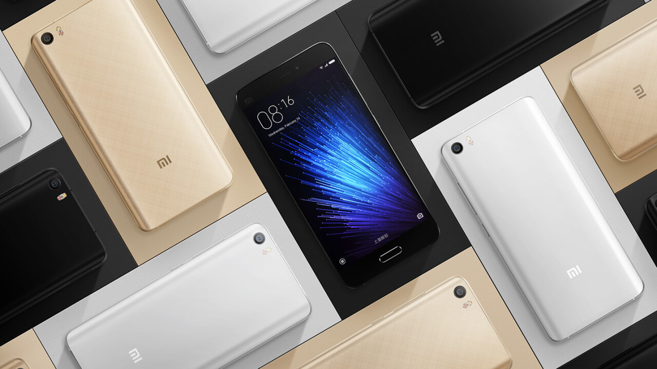 Samsung, Sony, LG and Xiaomi's flagship phones square off at MWC 2016