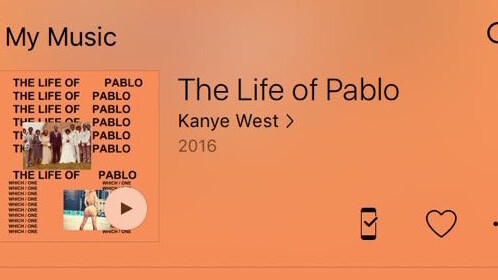 Kanye West swears off Apple for 'Life of Pablo' album, but fans shove his nose in it
