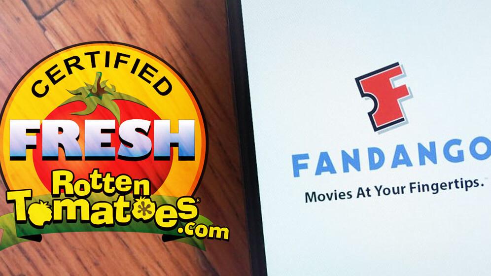 Fandango just bought Rotten Tomatoes and Flixster