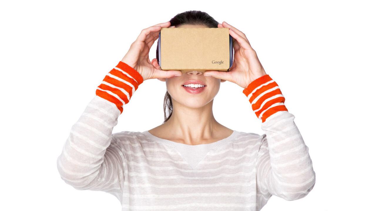 Google brings in-browser VR to Cardboard