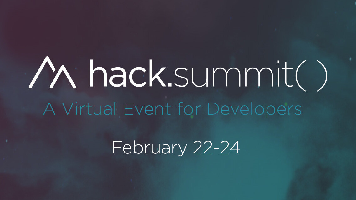 Bored at work? Attend the hack.summit developers conference from your desk