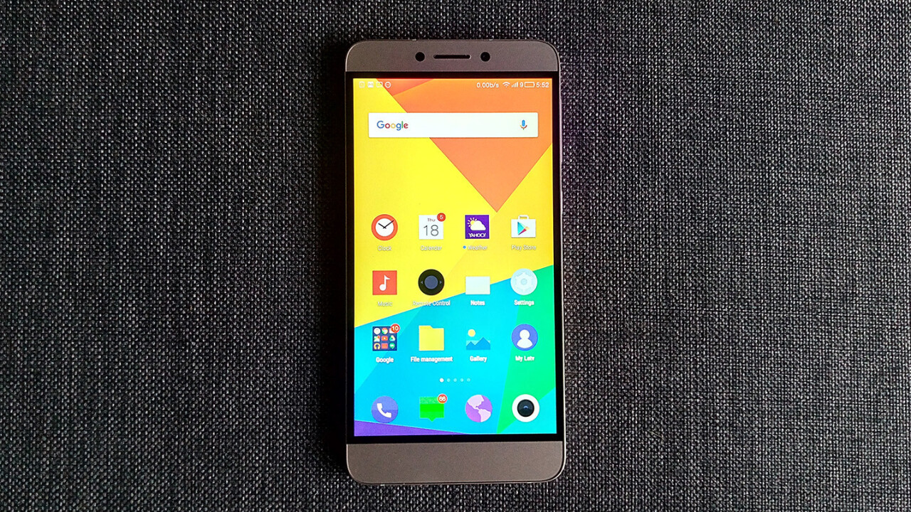 LeEco Le 1s review: Stunning looks and top-notch performance let down by a mediocre camera