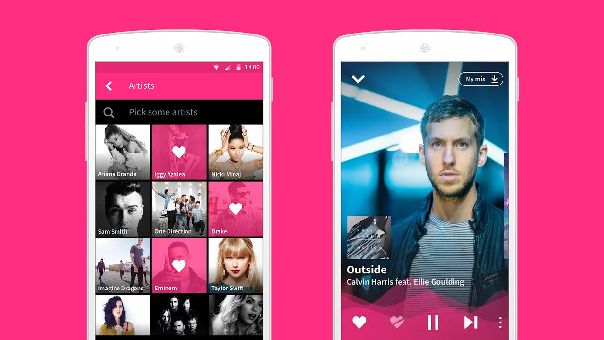 MixRadio is shutting down just a year after being acquired by Line