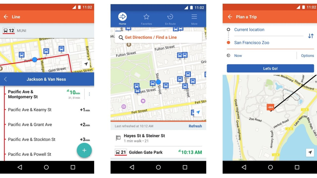 Moovit will help you get home faster after work with its new 'Best Way Today' feature